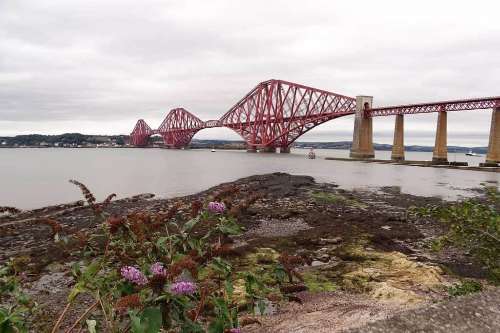 Forth Rail Bridge-1656783_1920